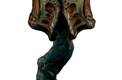 Réplica The Aspects of Death Ossein Unity Mask 20 cm. Court of the Dead. Escala 1:4. Sideshow Collectibles