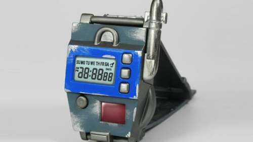 Reloj Star Wars Spyware. Spy Bounty Hunter