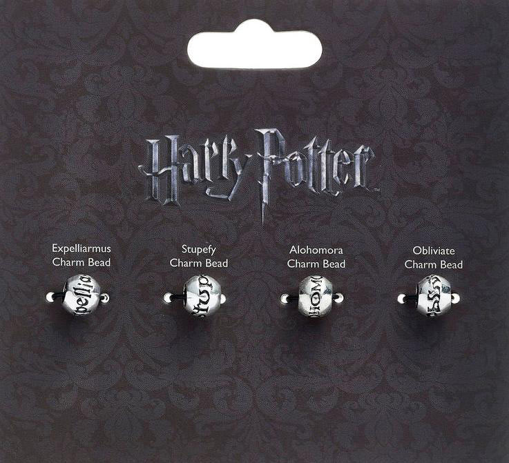 Set 4 colgantes Harry Potter