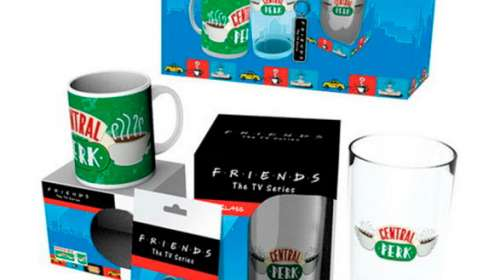Set regalo Serie Friends: Taza