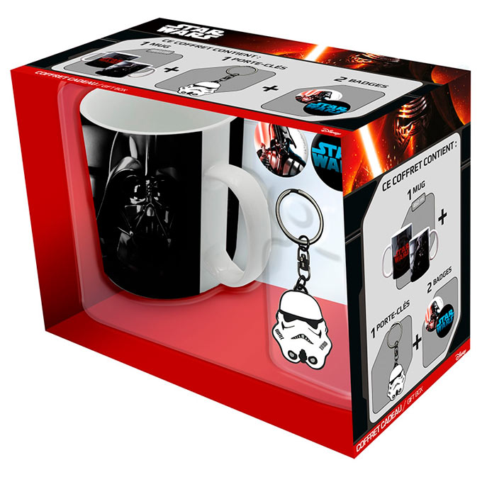 Set regalo Star Wars Darth Vader