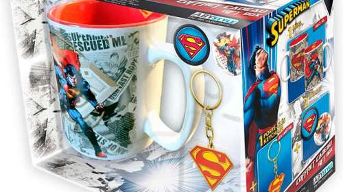 Set regalo Superman