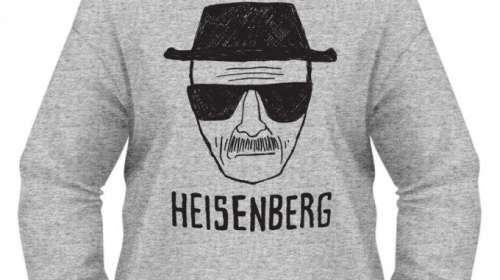 Sudadera Breaking Bad. Heisenberg