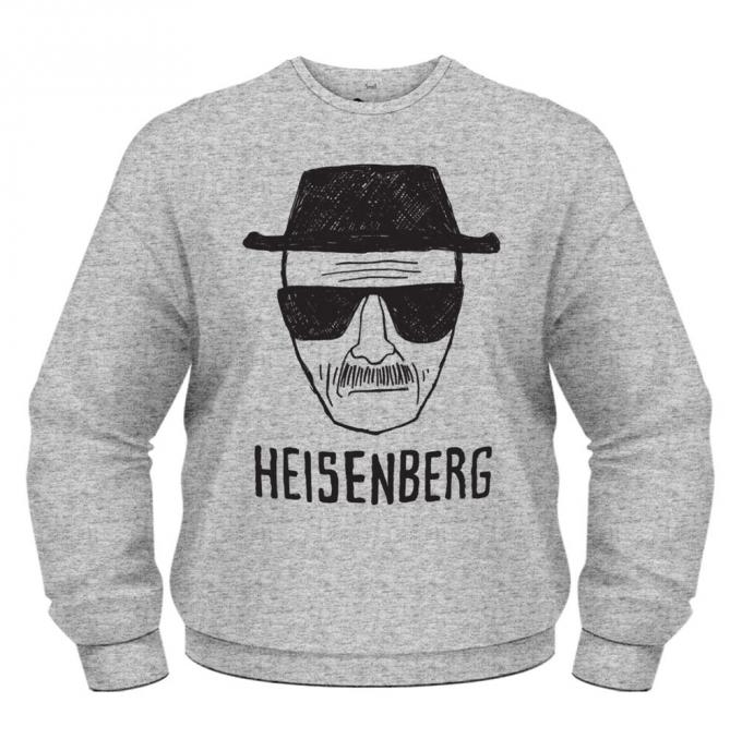 Sudadera Breaking Bad. Heisenberg