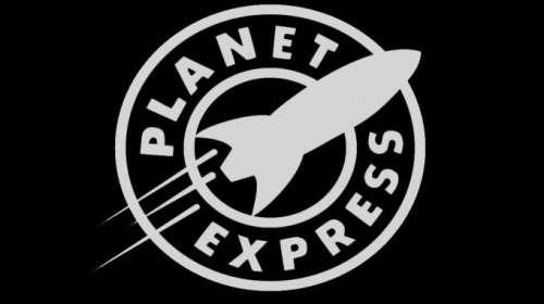 Sudadera Futurama. Planet Express