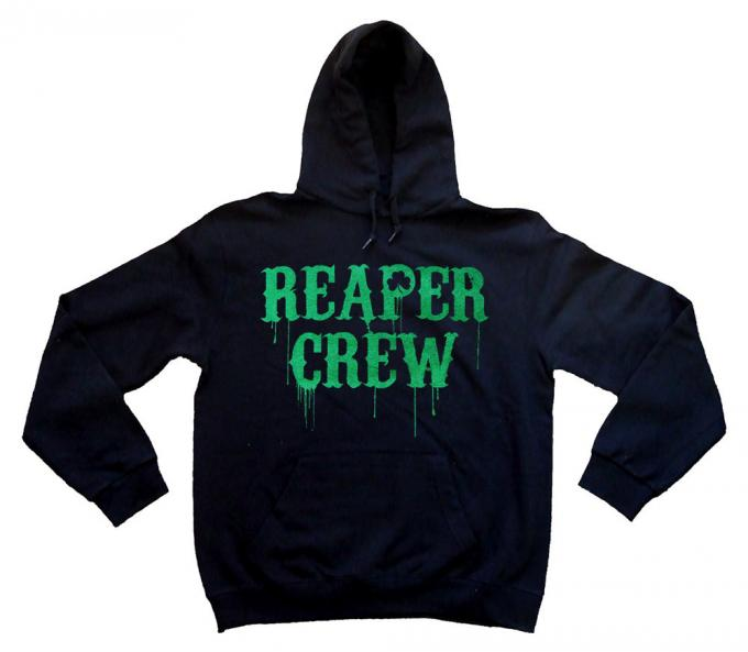 Sudadera Sons of Anarchy. Reaper Crew. Modelo 2