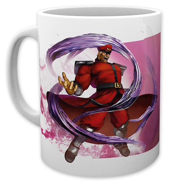 Taza Bison. Street Fighter V