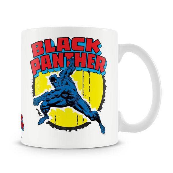Taza Black Panther