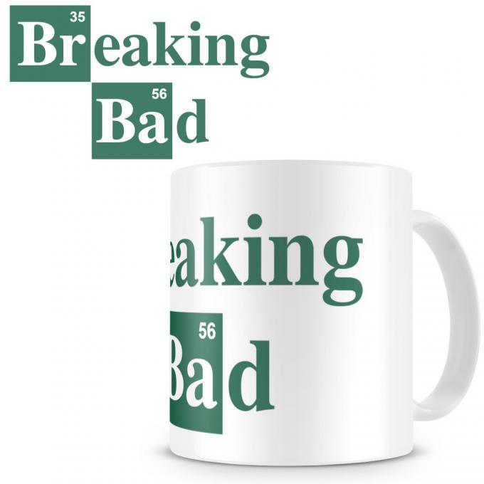 Taza Breaking Bad. Fórmula