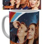 Taza Dr. Who Painting
