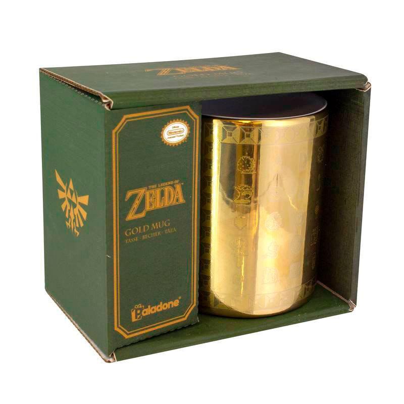 Taza Glossary. The Legend of Zelda