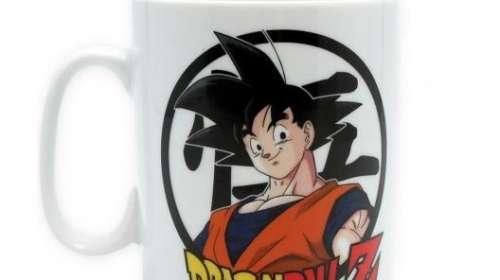 Taza Goku 460 ml. Dragon Ball Z