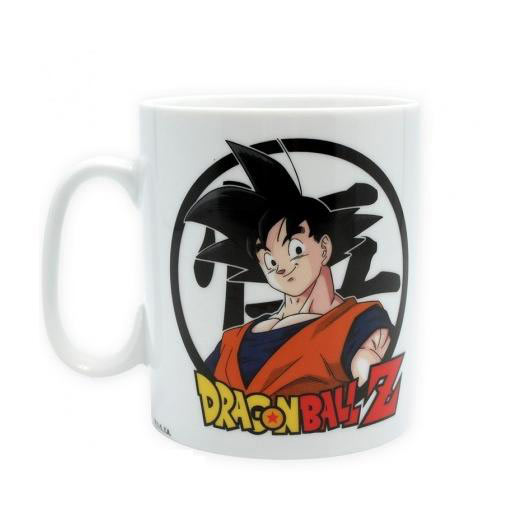 Taza Goku 460 ml. Dragon Ball Z