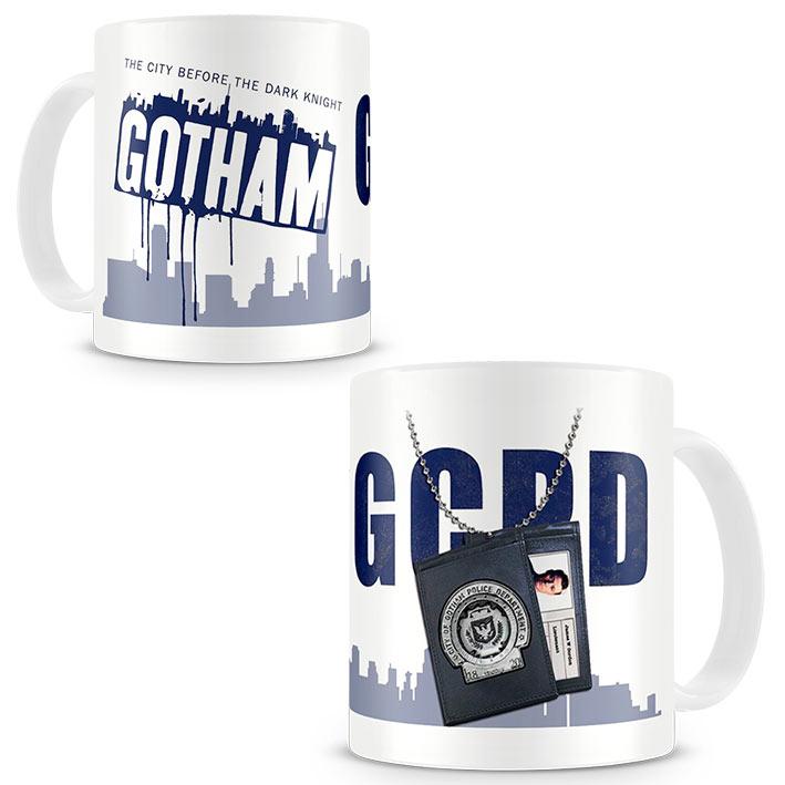Taza Gotham