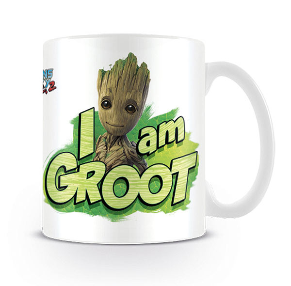 Taza I am Groot. Guardianes de la Galaxia 2
