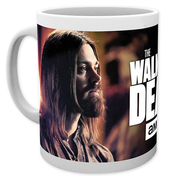 Taza Jesus. The Walking Dead