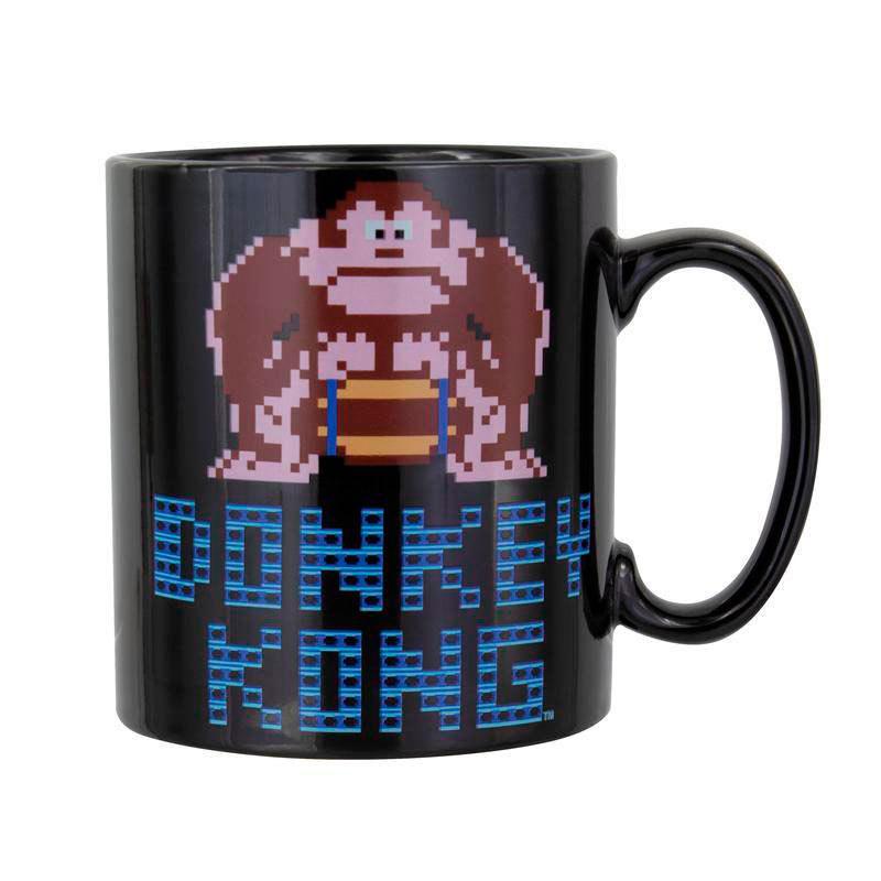 Taza Mega Donkey Kong 568 ml. Nintendo