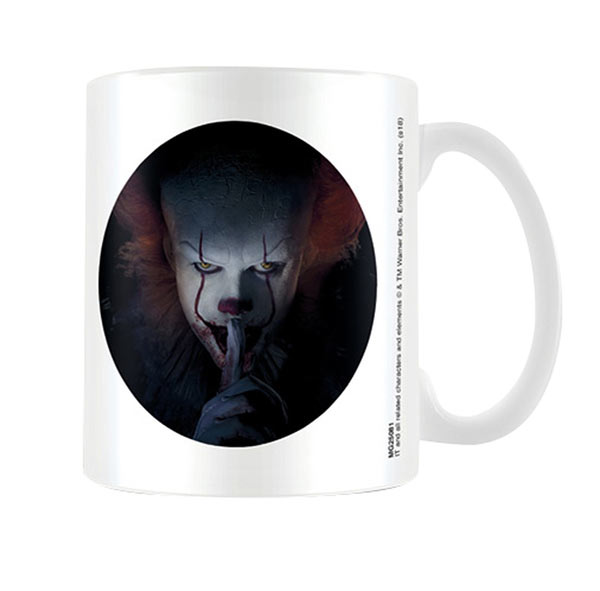 Taza Pennywise. It (Eso) You'll float too