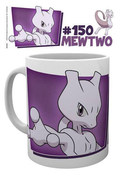 Taza Pokémon Mewtwo