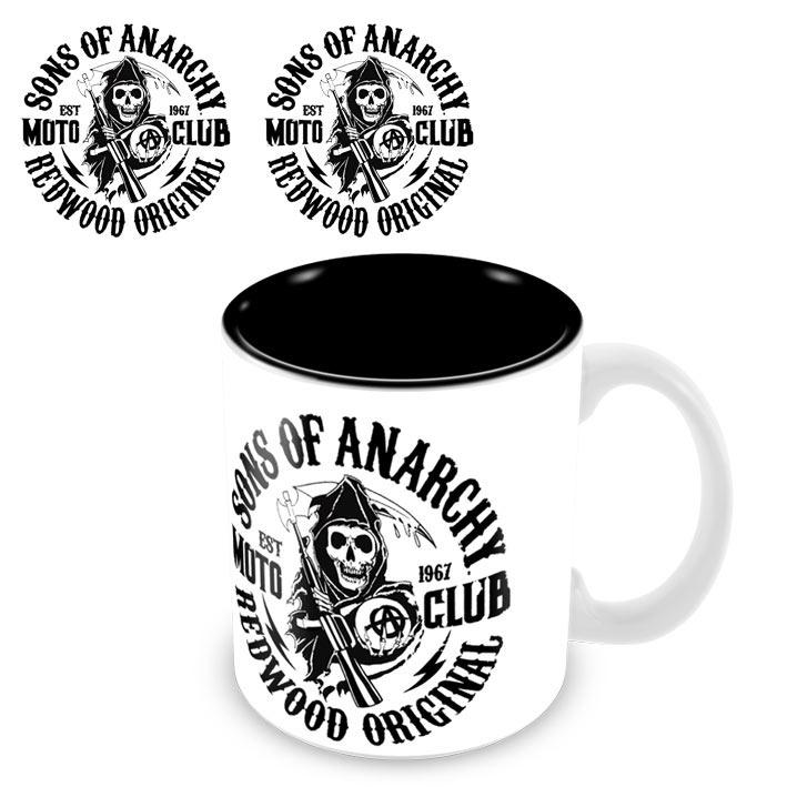 Taza Redwood Original 1967. Sons of Anarchy