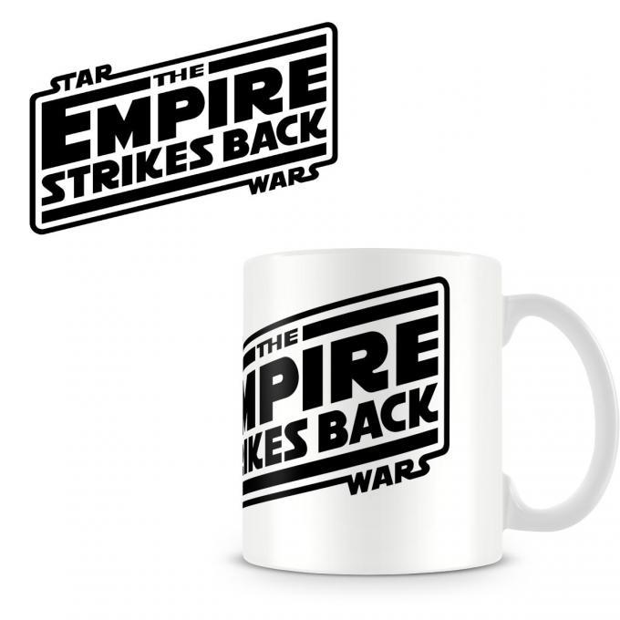 Taza Star Wars. El Imperio Contraataca Episodio V