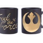 Taza Star Wars. Feel the Force Rebel. Star Wars: The Last Jedi Funko
