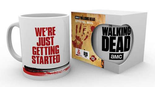 Taza The Walking Dead. We're Just Getting Started