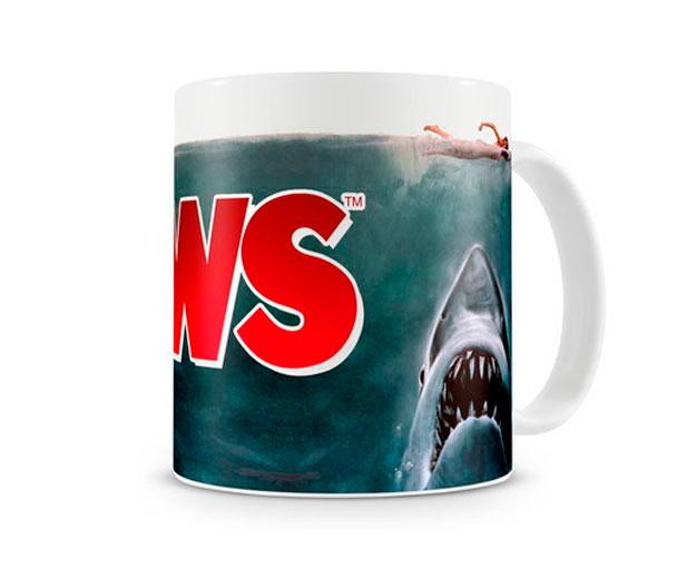 Taza Tiburón. Steven Spielberg