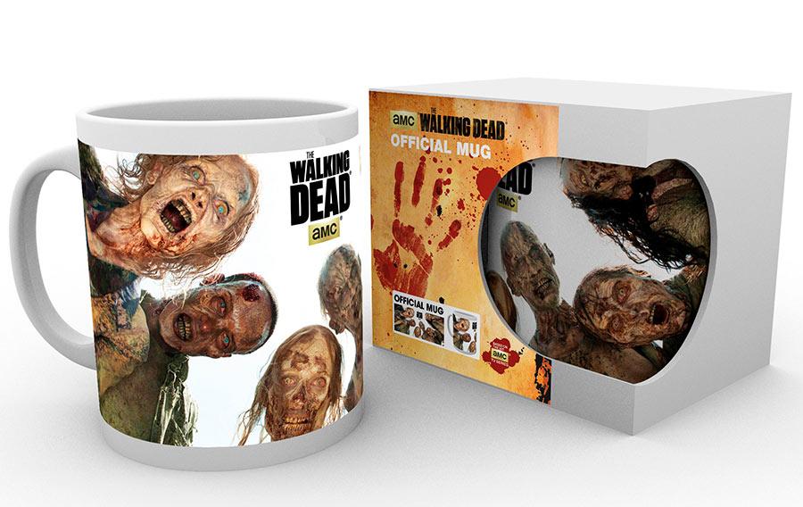 Taza Zombies círculo. The Walking Dead. Modelo exclusivo