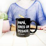Taza con mensaje Papá