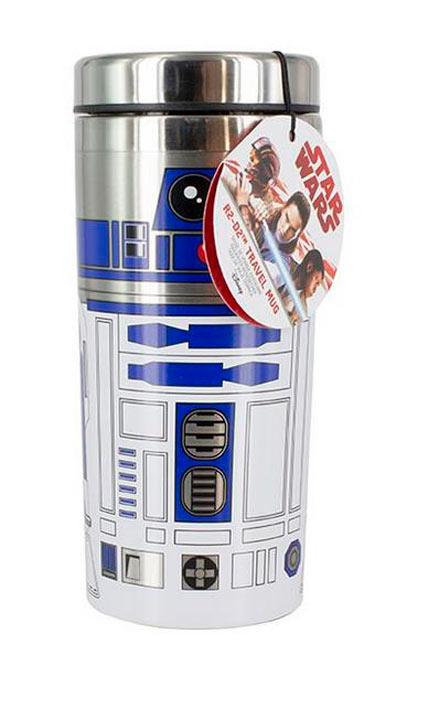 Taza de viaje R2-D2. Star Wars The Last Jedi. Paladone