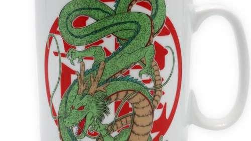Taza dragón Shenron 460 ml. Dragon Ball Z
