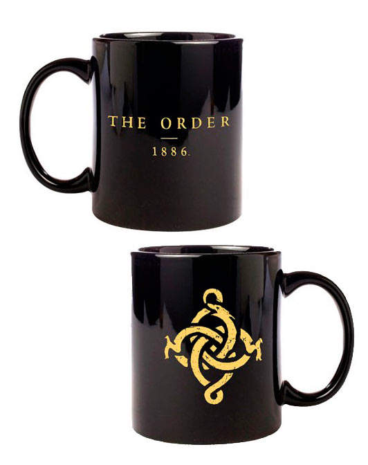 Taza logo The Order 1886