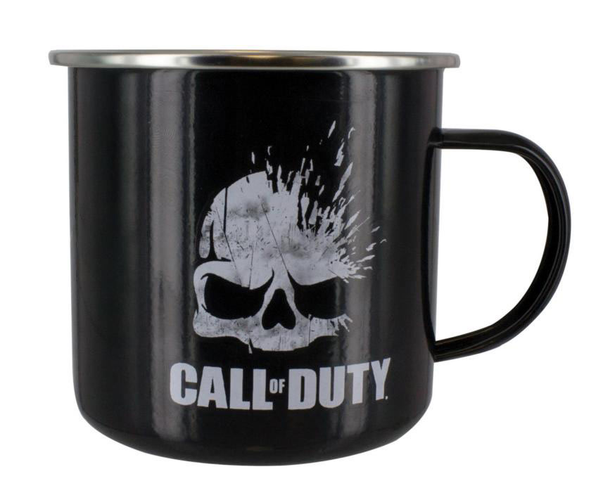Taza metal Call of Duty 300 ml
