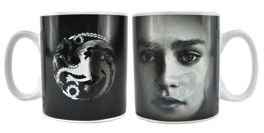 Taza térmica Daenerys Targaryen. Juego de Tronos