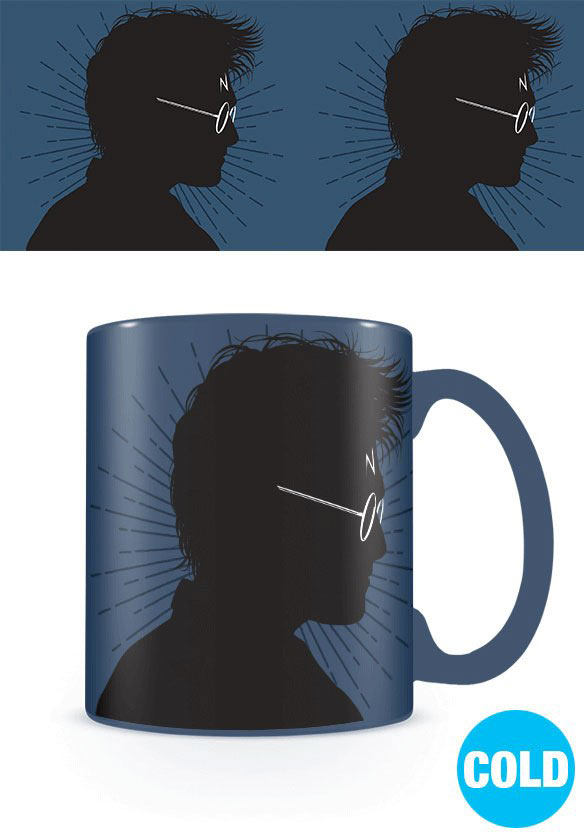 Taza térmica Harry Potter Magic Portrait