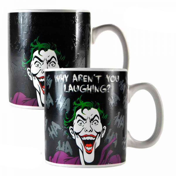 Taza térmica The Joker. Batman