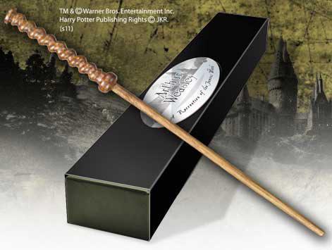 Varita Mágica Arthur Weasley