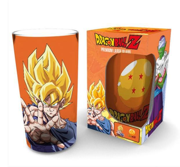 Vaso Goku. Dragon Ball Z