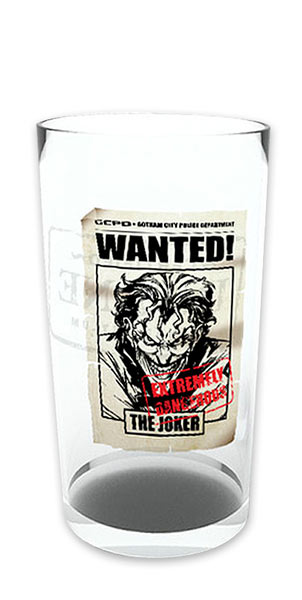 Vaso Joker. Batman. DC Comics