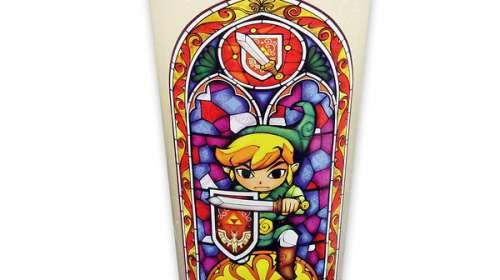 Vaso Link. The Legend of Zelda