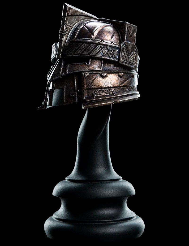 Yelmo The Erebor Royal Guard 16 cm. El Señor de los Anillos. Escala 1:4. Weta Collectibles
