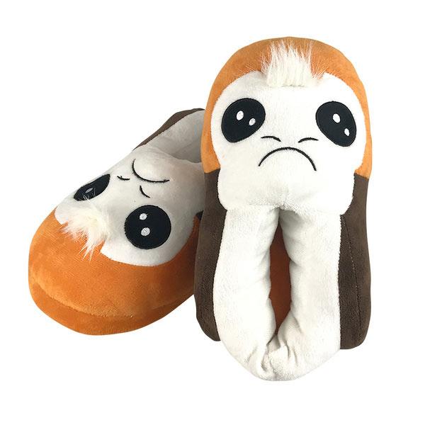 Zapatillas 3D Porg. Star Wars