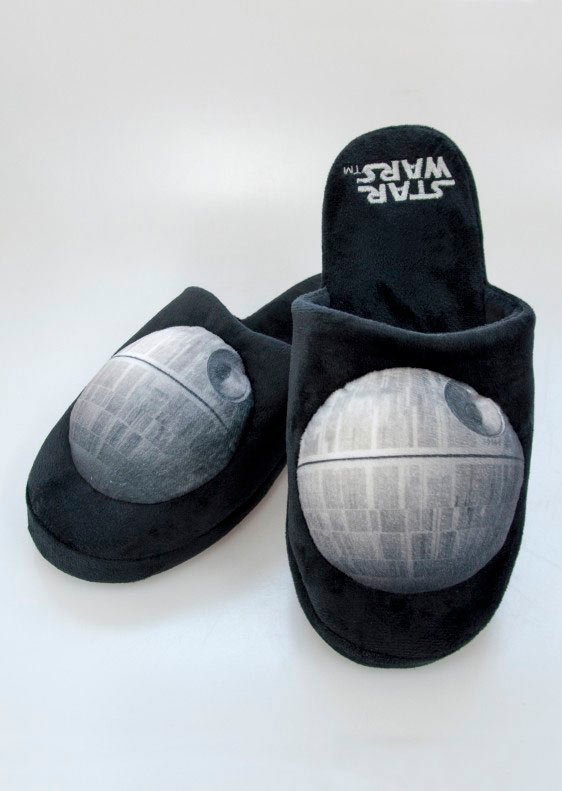 Zapatillas Estrella de la Muerte. Star Wars