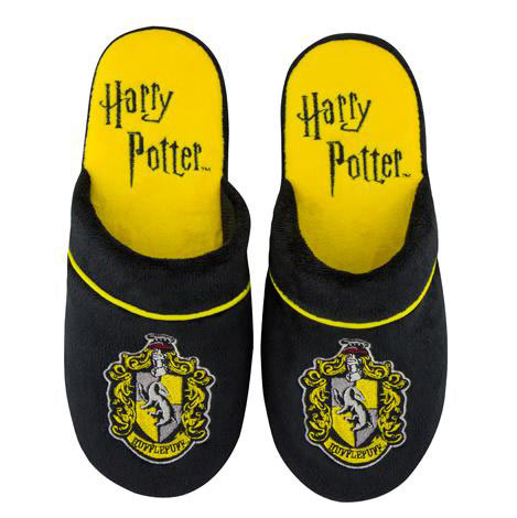 Zapatillas Hufflepuff. Harry Potter Talla 36/40