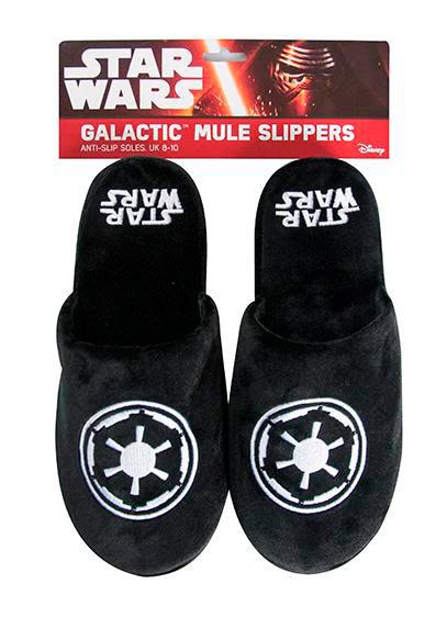 Zapatillas Imperio Galáctico. Star Wars