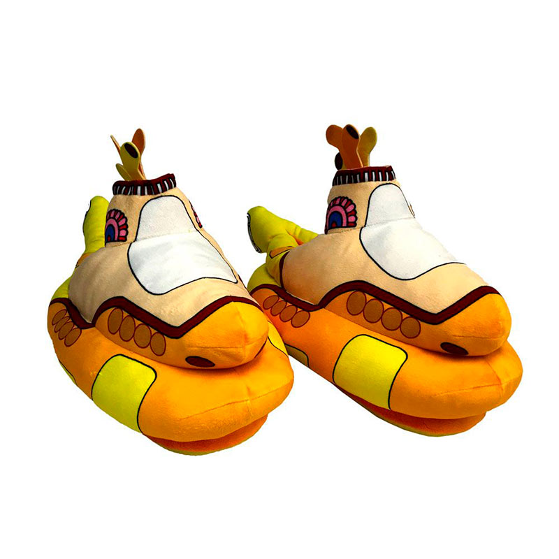 Zapatillas Yellow Submarine 35 cm. The Beatles