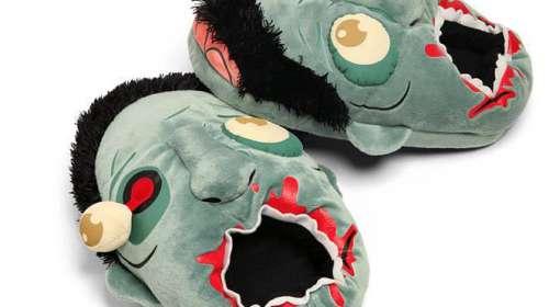 Zapatillas Zombie. The Walking Dead